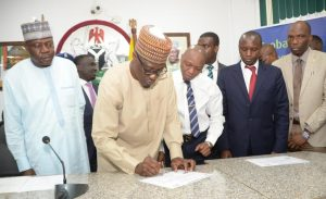 Kwara signs MoU with private partners on land administration