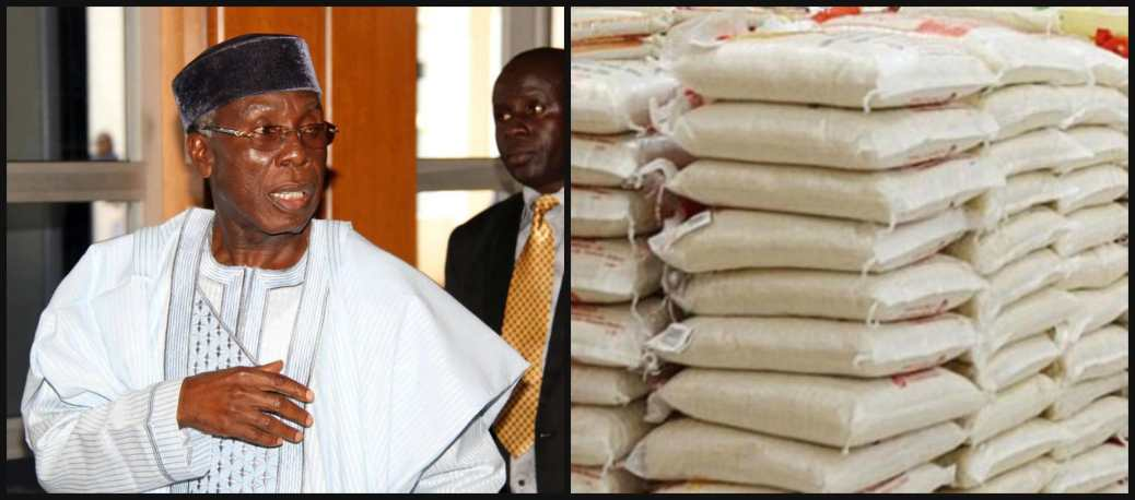 FG to shut land borders to curb rice smuggling