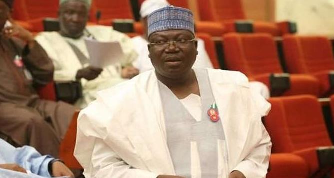 Senate majority leader, Lawan, backs Buhari for reelection