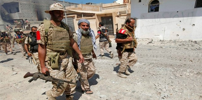 Libyan forces close to taking final Eastern holdout