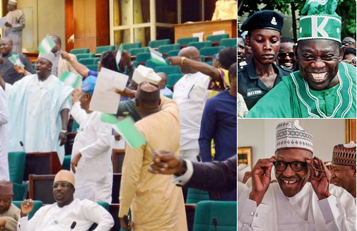 Reps in rowdy session over June 12 declaration