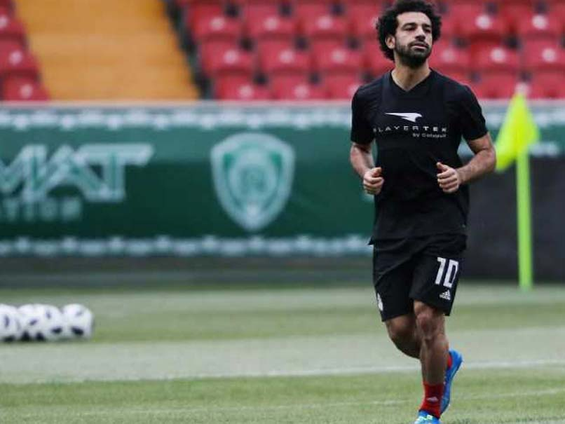 Russia 2018: Mo Salah fit for Egypt's opener