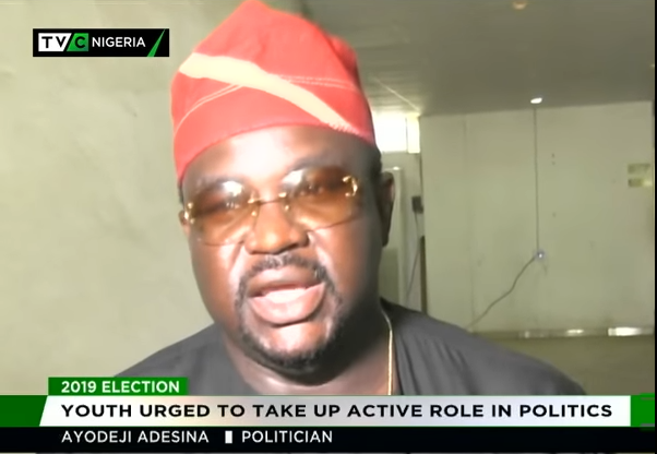 Youths urged to take active role in politics