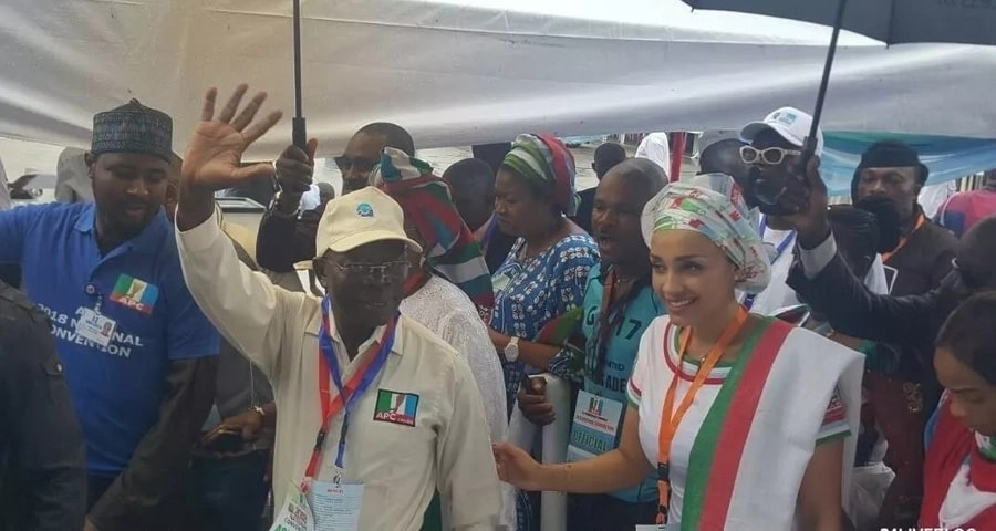Oshiomhole officially emerges APC National chairman