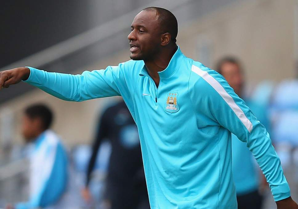 Former Arsenal captain, Patrick Vieira appointed Nice OGC manager
