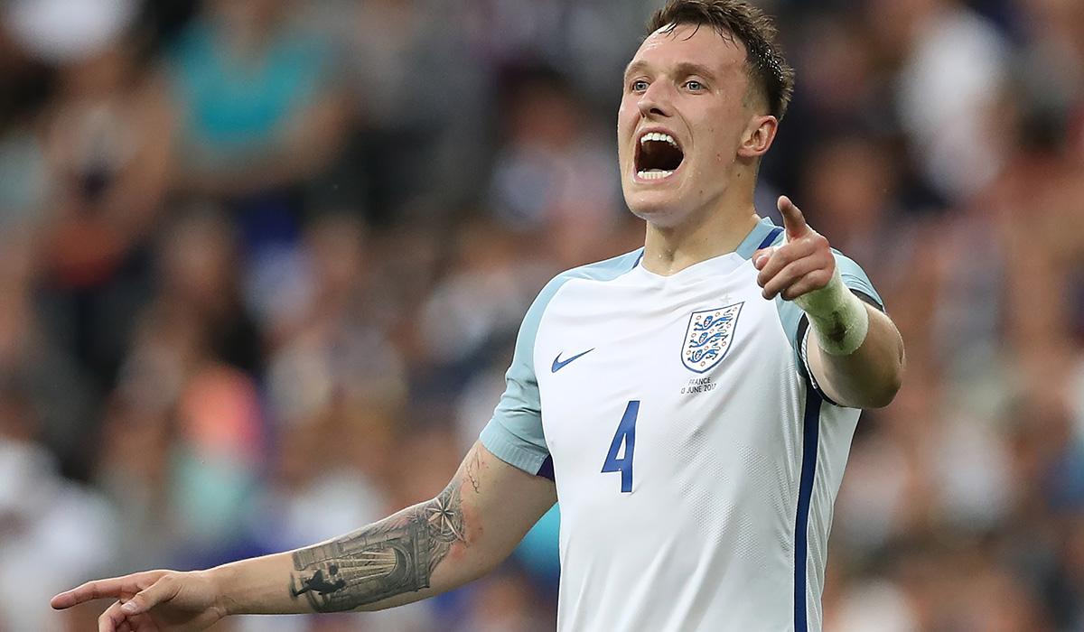 Phil Jones to miss Nigeria-England friendly game