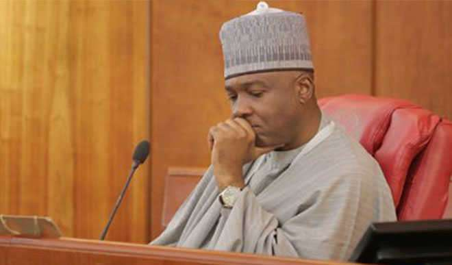 Saraki: Police want to nail me by all means