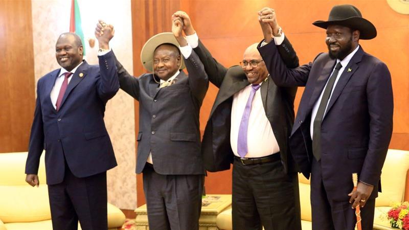 South Sudan president Kiir grants Machar, other rebels amnesty