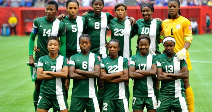 Super Falcons play Gambia in nations cup qualifiers