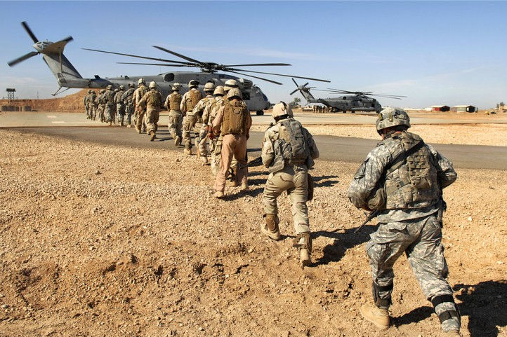 U.S. to half its African troops over the next 3 years