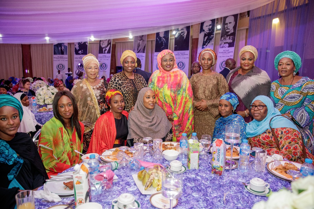 Aisha Buhari advocates for peaceful coexistence, especially among youth