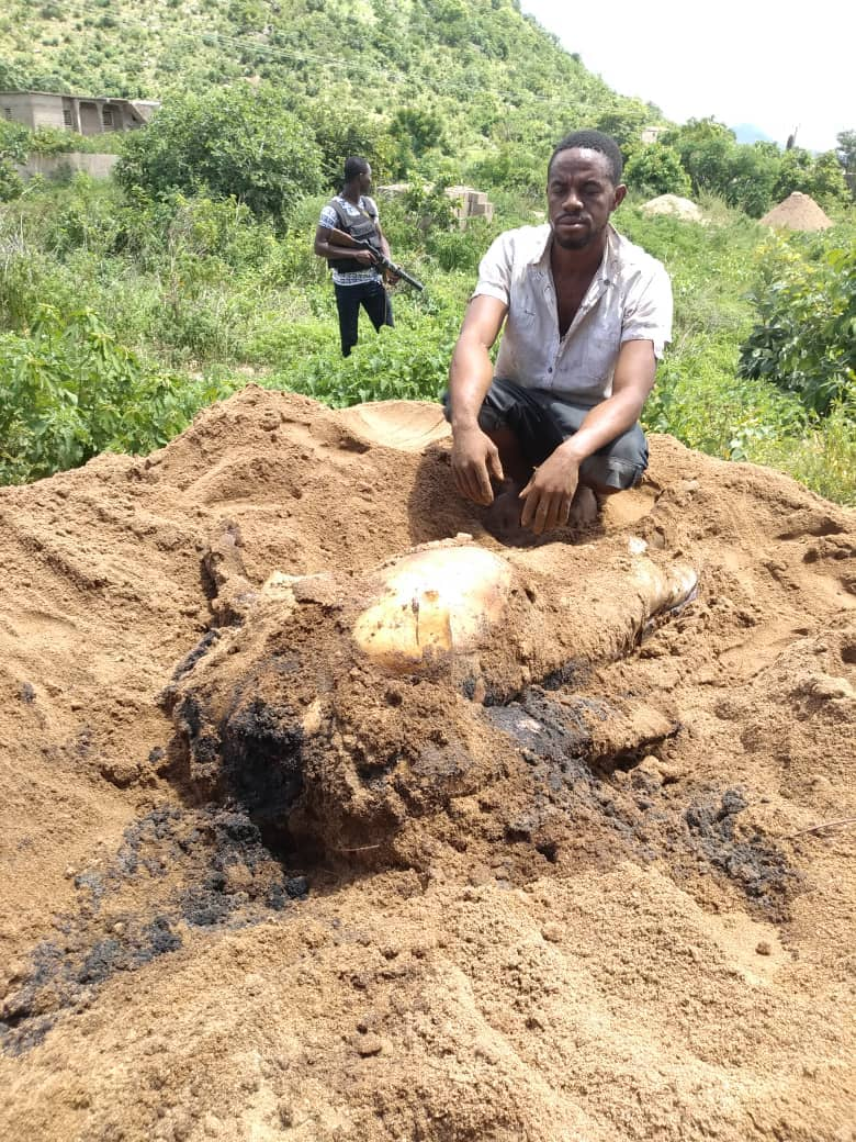 Two arrested for ritual killings in Kogi