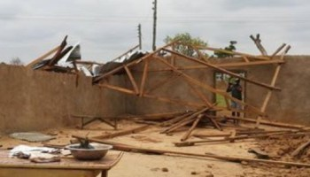 30 killed as Windstorm wreck havoc in Bauchi