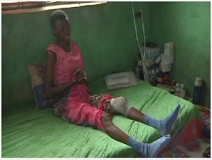 Mother of one, Tina Olaleye needs N30m for bone marrow treatment