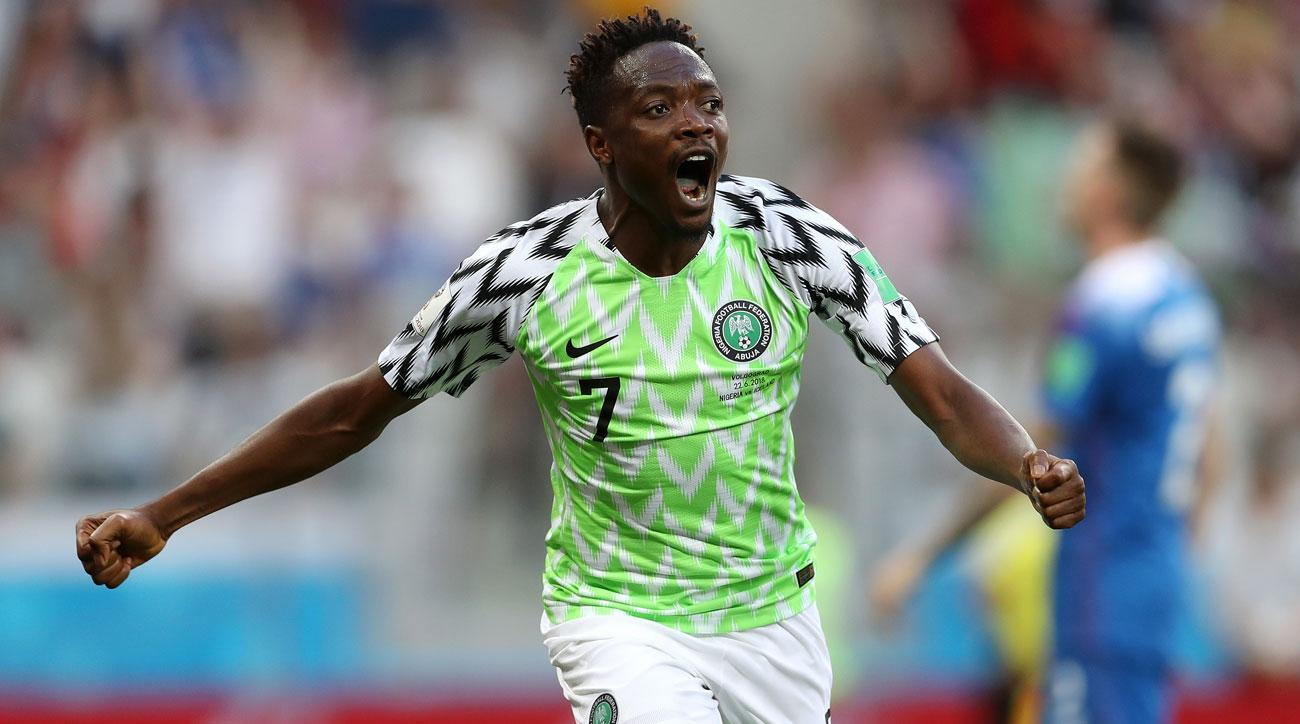 Ahmed Musa fires Nigeria to victory