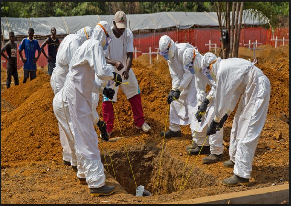 'We are still at war' with Ebola – WHO chief