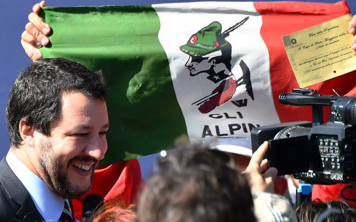 Our country will no longer be 'Europe's refugee camp'- new Italy govt.