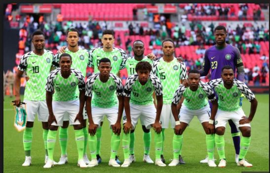 Super Eagles file out against Czech in final friendly before world cup