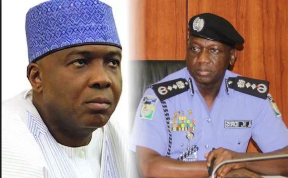Fresh twist as Police now wants Saraki to respond to allegations via writing