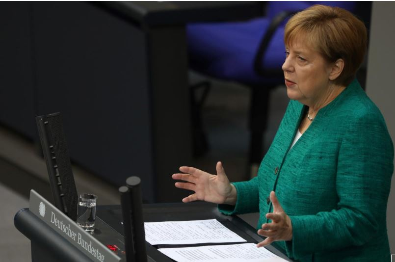 Migration challenge is make-or-break for EU – Merkel
