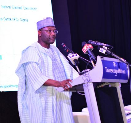 2019 general elections will involve largest voters in history – INEC Chairman