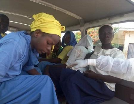 Cholera Outbreak: 42 schoolgirls hospitalised in Kaduna