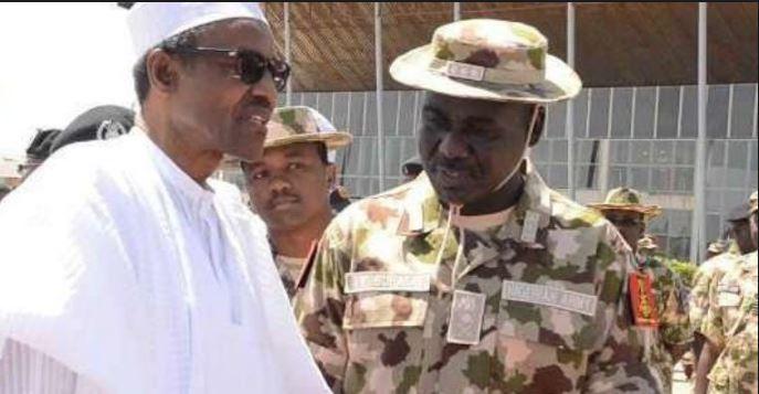 Buhari plans reorganisation of security apparatus
