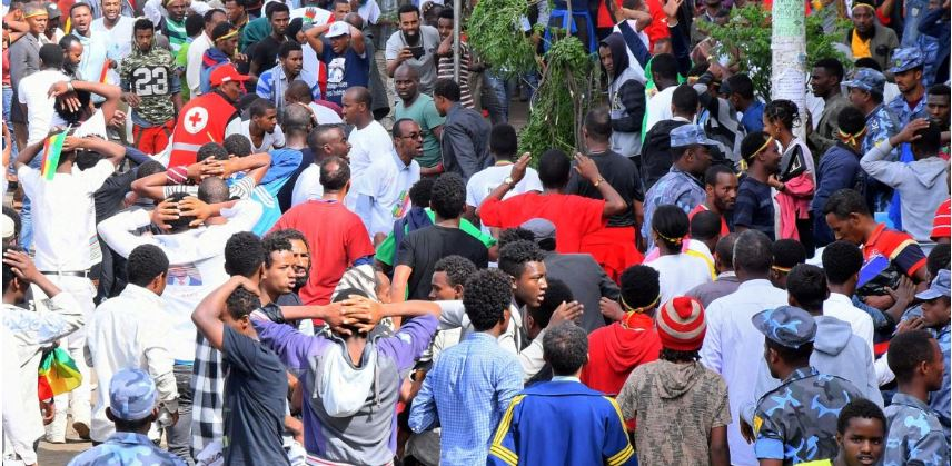 Second person dies following Saturday's grenade attack at Ethiopia rally- Minister