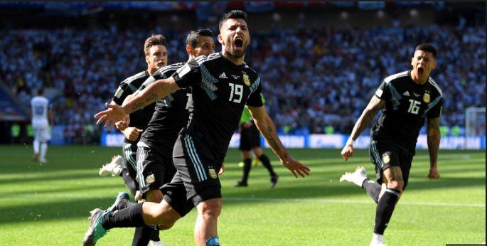 Argentina coach to drop Sergio Aguero for Nigeria clash after outburst