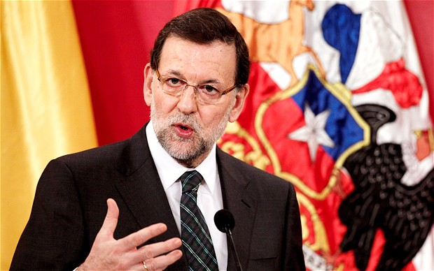 Former Spanish PM Mariano Rajoy Resigns From Parliament