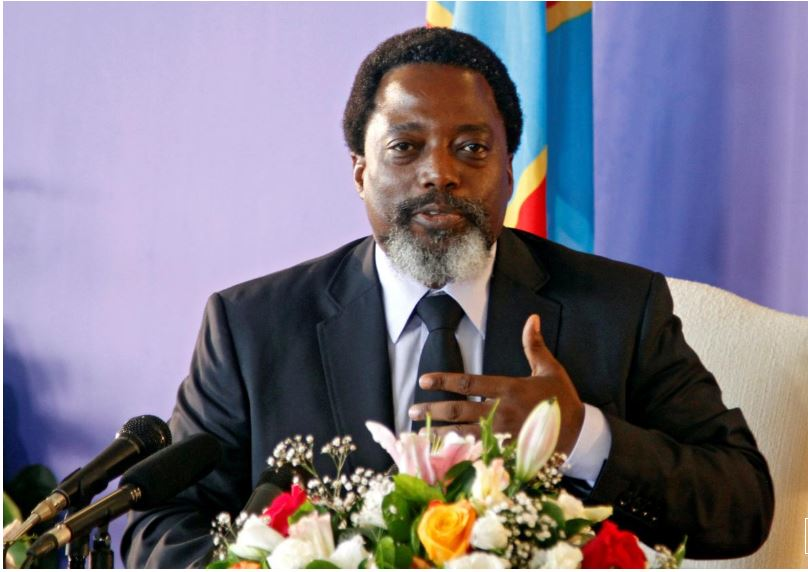Congo's parliament to consider legal protection for ex-presidents