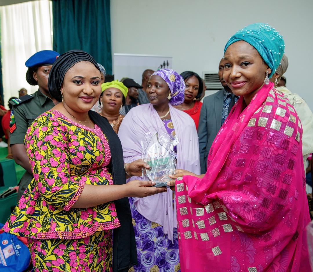 Aisha Buhari urges states to implement maternal, newborn , child health week