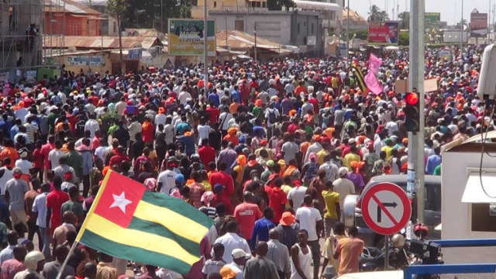 Togo bans demonstrations ahead of ECOWAS joint summit