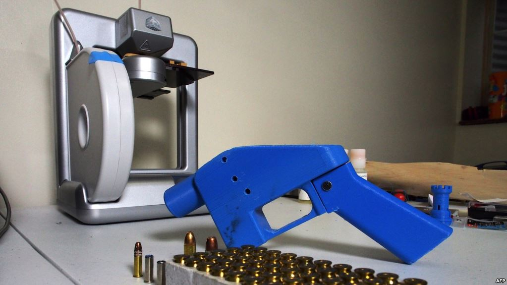 U.S. states make last-minute legal bid to halt 3-D online guns