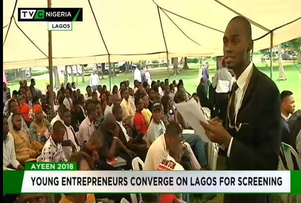 AYEEN 2018: Young entrepreneurs converge on Lagos for screening