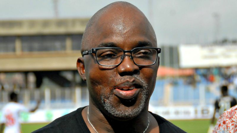 Amaju Pinnick appointed as CAF 1st Vice president