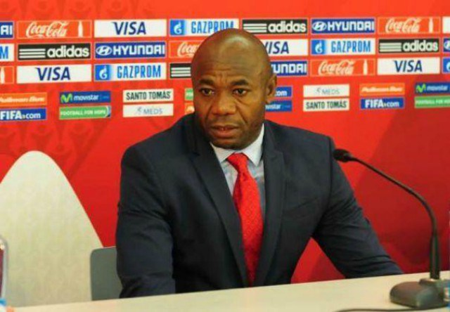 Amuneke named on 13-member panel for FIFA award
