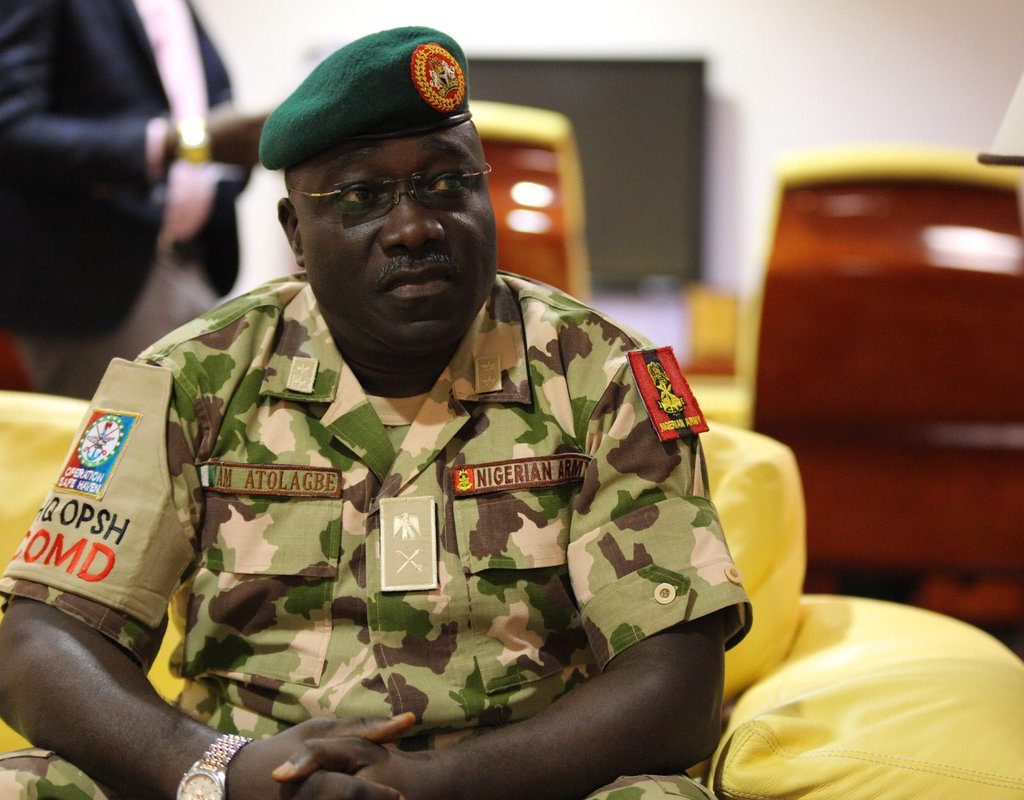 Defence HQ redeploys Commander OPSH in Plateau