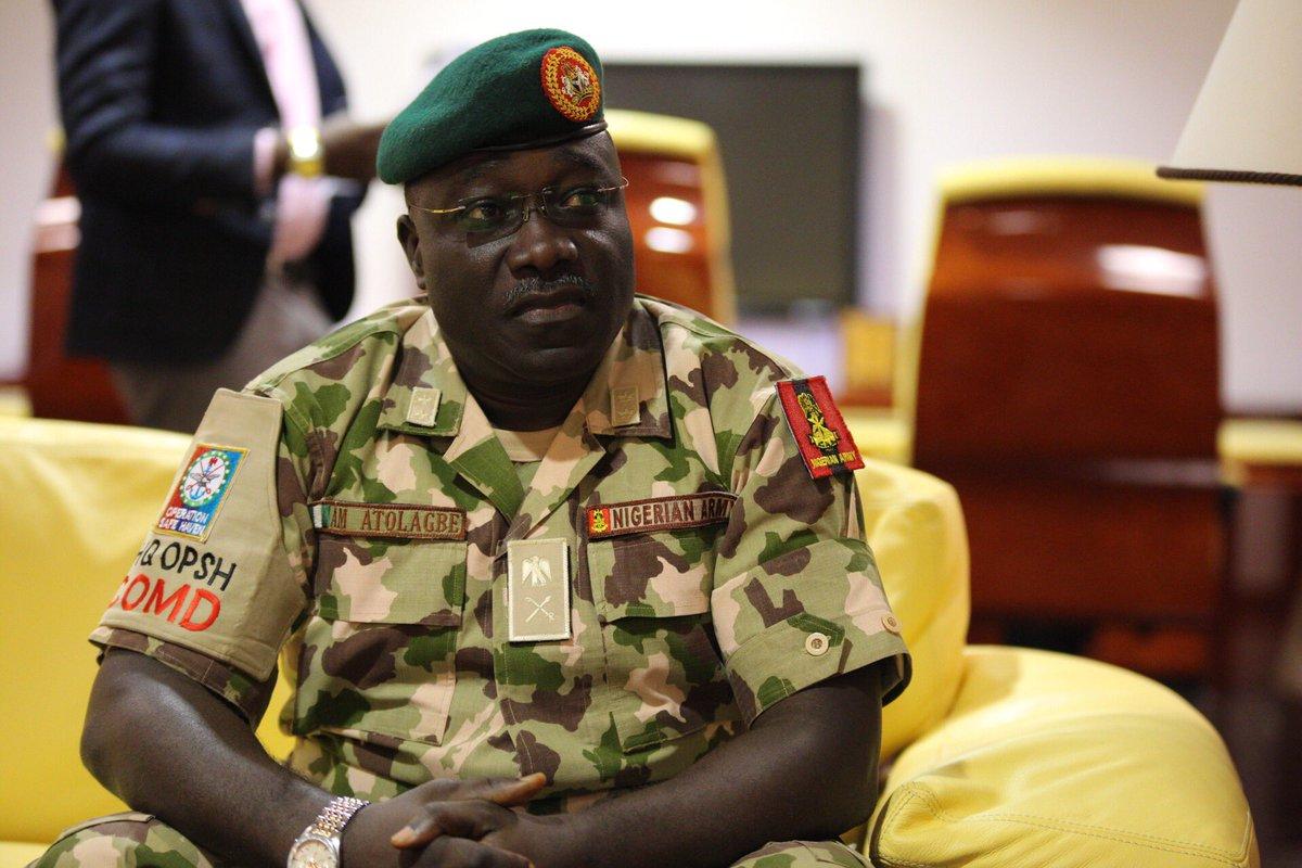 Plateau Killings: Military task force relocates hqtrs to Barkin Ladi