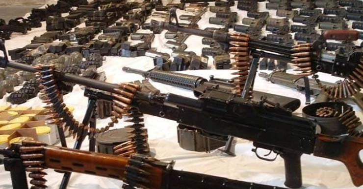 Policeman arrested for allegedly selling arms to herders in Plateau