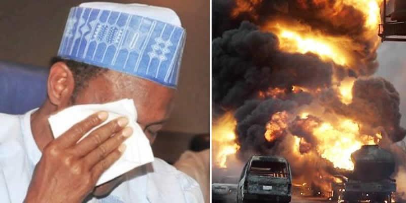 Buhari sympathizes with victims of Kaduna gas explosion