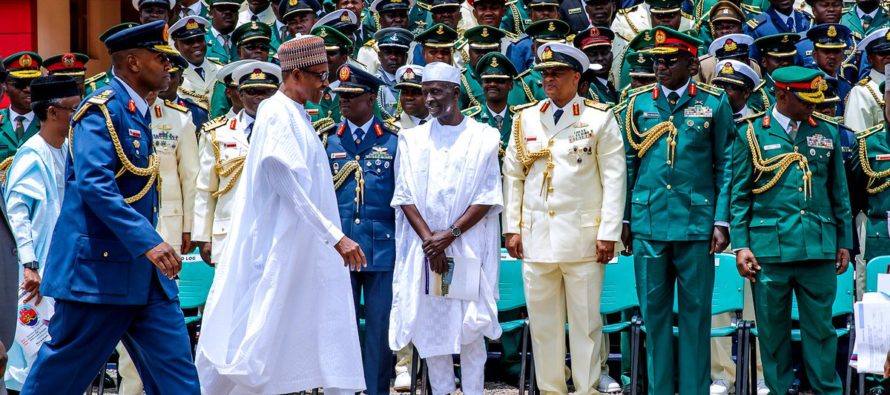 Nigeria seeks sister nations' support in tackling insecurity