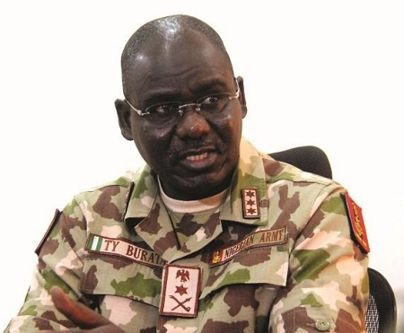 Court orders Army Chief to pay 11 million naira over illegal detention