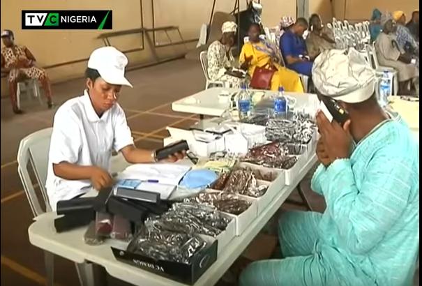 Foundation distributes free eye glasses to 5,000 Ibadan residents