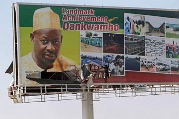 2019: Bindow orders removal of Dankwambo's presidential campaign billboard