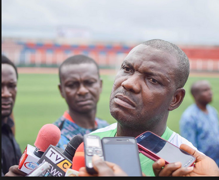 Suspension of NPFL affecting Nigerian football, says Eguavoen