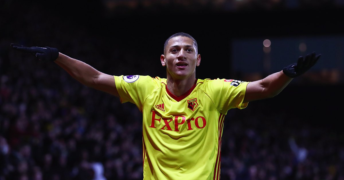 Everton close to signing Richarlison from Watford