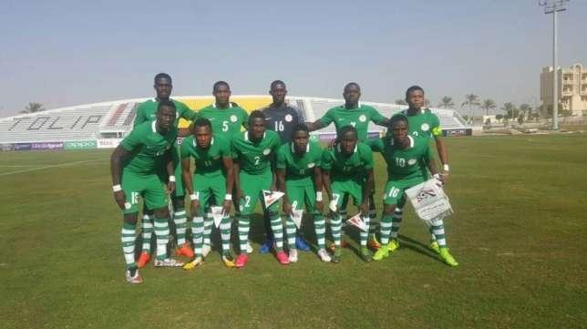 Nigeria thrash Mauritania 5-0, qualify for 2019 AYC