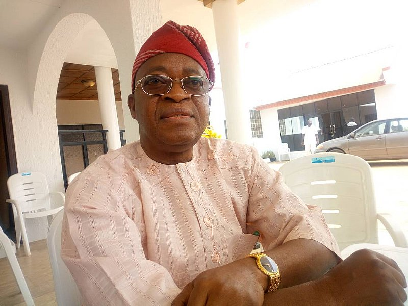 Osun 2018: Group endorses Aregbesola's Chief of Staff for governor