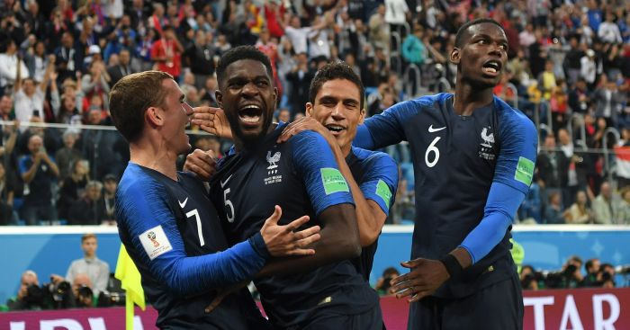France beats Belgium, books place in world cup final